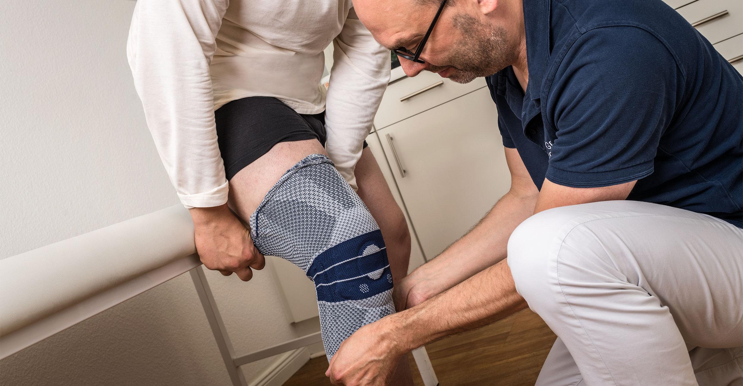 Einlagen als orthopädisches Hilfsmittel